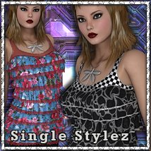 Single Stylez: Chiffonier Themed Clothing sandra_bonello