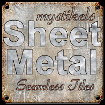 Sheet Metal Themed 2D And/Or Merchant Resources mystikel
