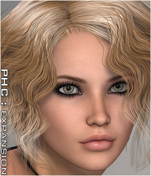 PHC: Neomi hair Themed Hair P3D-Art