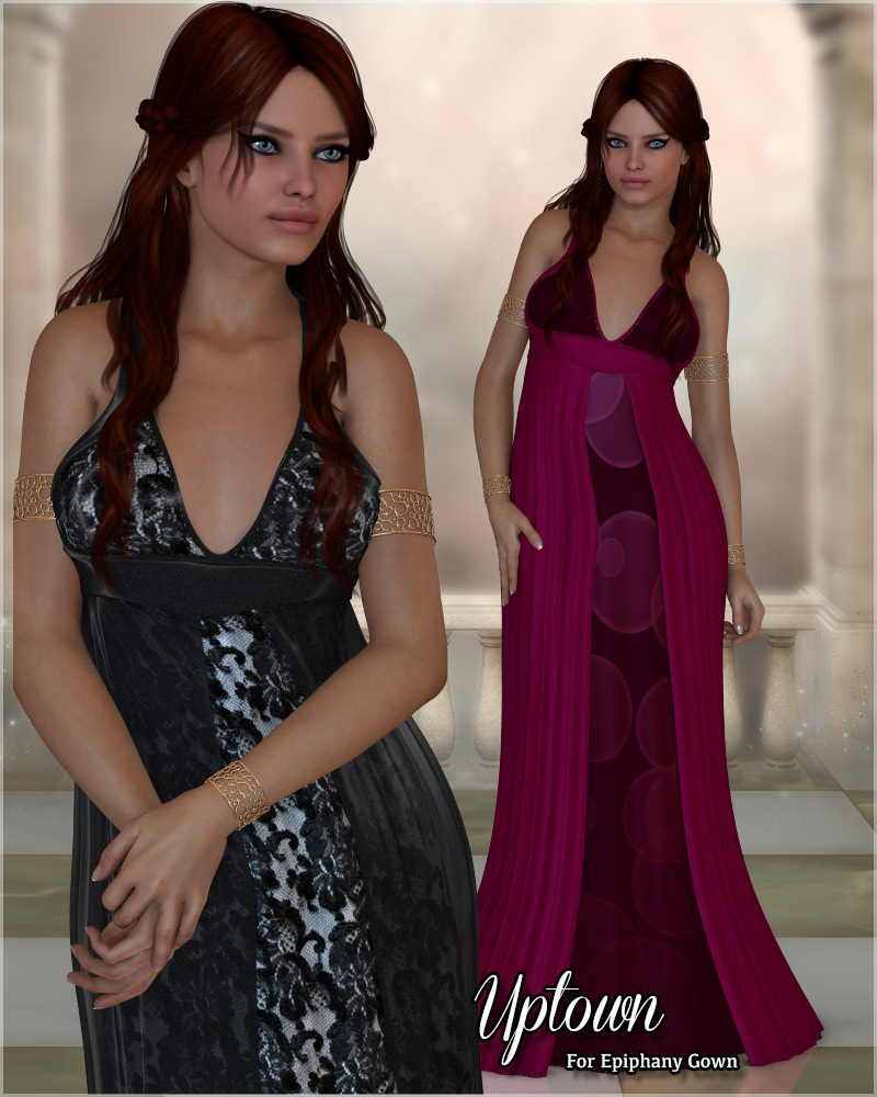 Uptown for Epiphany Gown