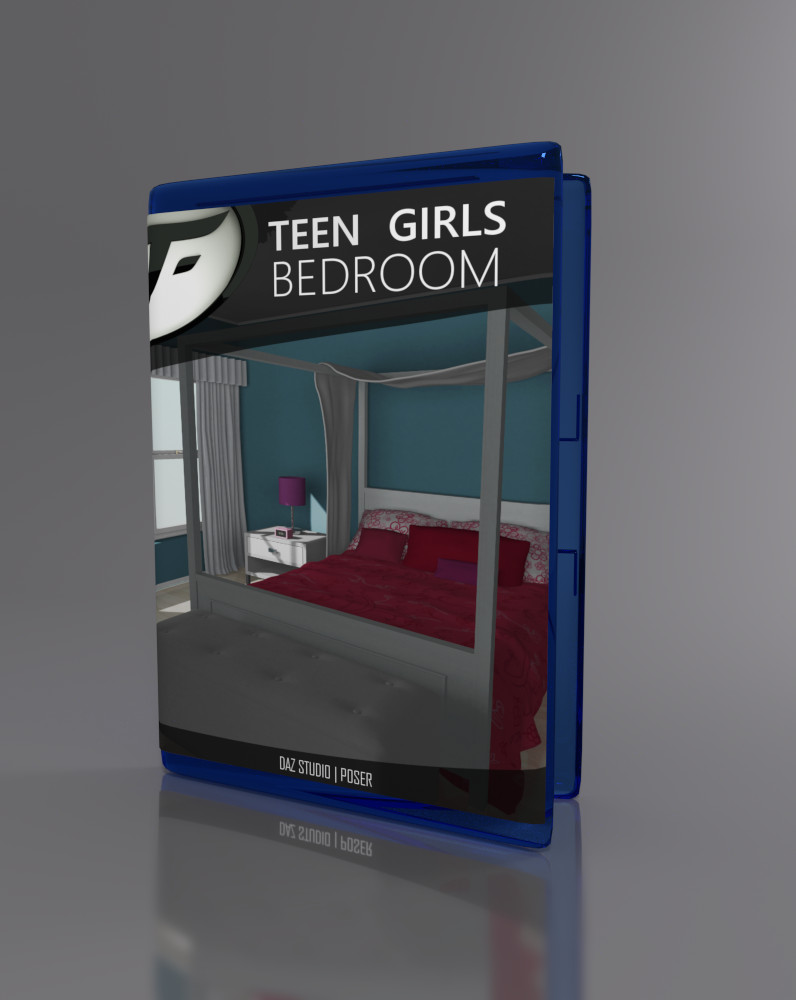 Teen Girls Bedroom