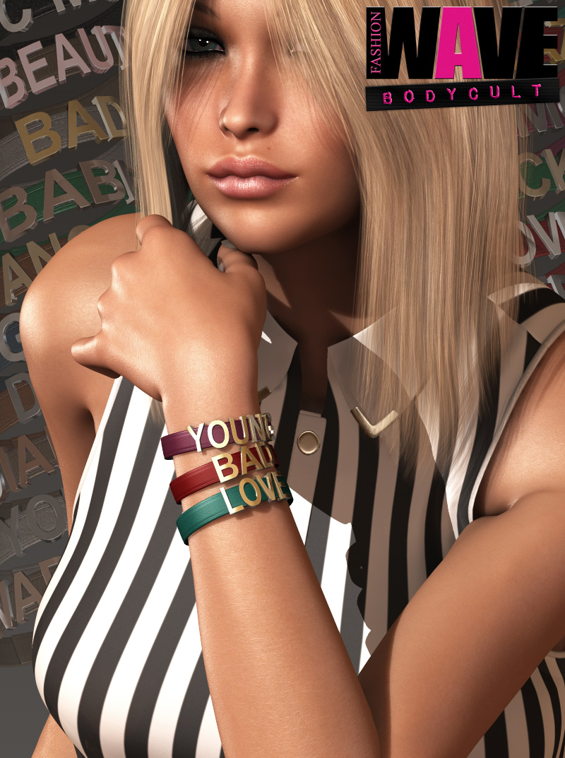 FASHIONWAVE Bodycult Vol 7 - Armcandy Words