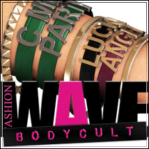 FASHIONWAVE Bodycult Vol 7 - Armcandy Words Themed Accessories outoftouch