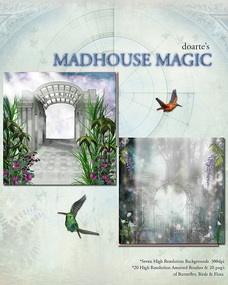 doarte's MADHOUSE MAGIC