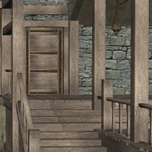 The Apothecary Interior Themed Props/Scenes/Architecture Software Ravyns