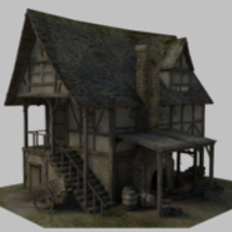 Medieval_Forge 3D Models 3D Figure Essentials Dante78
