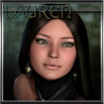 MDD Lauren for V4.2 3D Figure Essentials Maddelirium