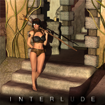 P&L Interlude 3D Models 3D Figure Essentials Lyoness
