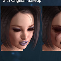 Overlay Ease Makeup Volume 1 image 1