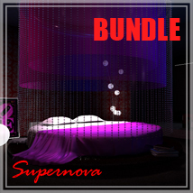 LoveRoomBUNDLE Props/Scenes/Architecture -supernova-