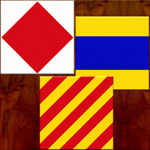 Harvest Moons Maritime Signal Flags image 2