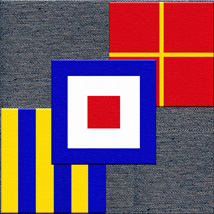 Harvest Moons Maritime Signal Flags image 3