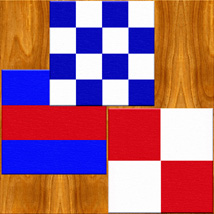 Harvest Moons Maritime Signal Flags image 5