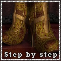 Step by Step: Sydelle Footwear sandra_bonello