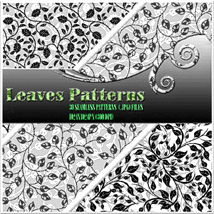 LEAVES Patterns 2D And/Or Merchant Resources RajRaja