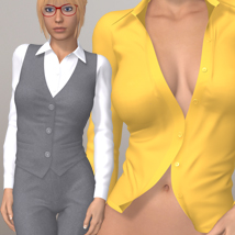 Office Suit V by 3D-Age