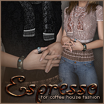 Espresso Coffee House Fashion Clothing Sveva
