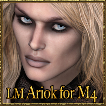 LM ARIOK for M4 Themed Characters Morrighan