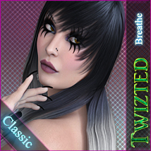 Twizted Breathe Hair Hair TwiztedMetal