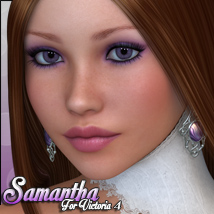 FR Samantha 3D Figure Essentials Freja