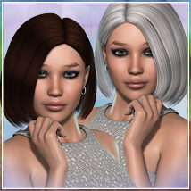 Addictive Balana Hair Themed OziChick