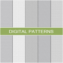 Digital Patterns - Texture 2D Graphics Atenais