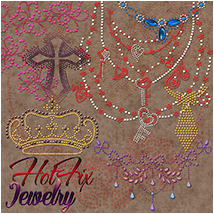 HotFix - Jewelry 2D Graphics Atenais