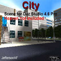 City 3D Models JeffersonAF