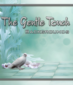 The Gentle Touch 2D 3D Models Bez