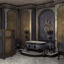 Add-on textures for Montespan Bathroom Props/Scenes/Architecture Software Themed coflek-gnorg