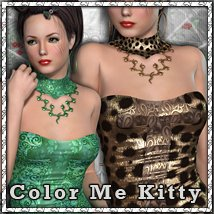 Color Me Kitty Clothing Themed sandra_bonello