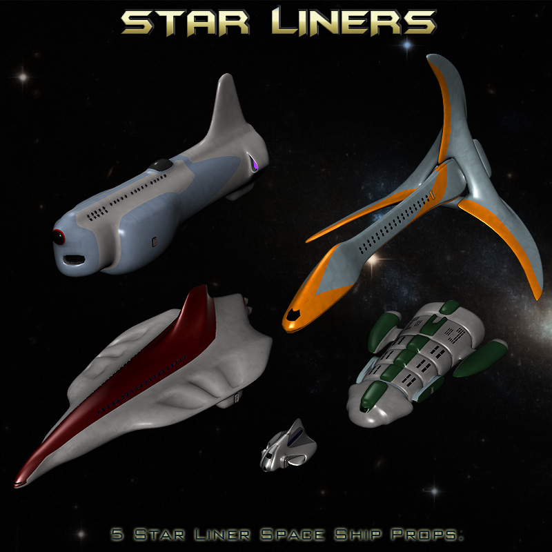 Space Star Liners