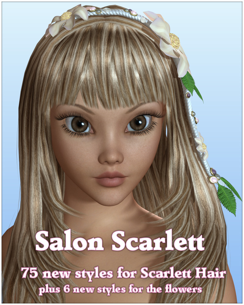 Salon Scarlett