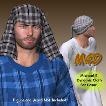 M4D Themed Clothing Accessories pappy411