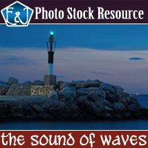 The Sound Of Waves 2D And/Or Merchant Resources Stock Photography Themed EmmaAndJordi