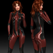 Ether Suit 3D Figure Essentials nemirc