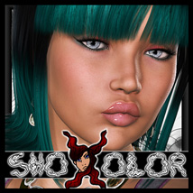 ShoXoloR for Emilee Hair Hair ShoxDesign