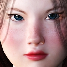 Marnie Characters Software Poses/Expressions Themed Tempesta3d