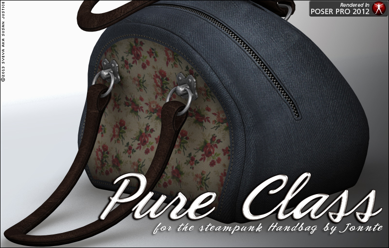 Pure Class for SP Handbag