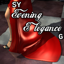 SY Evening Elegance G 3D Figure Assets SickleYield