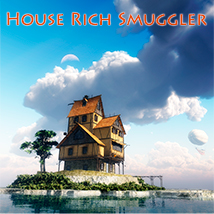 House Rich Smuggler 3D Models 1971s