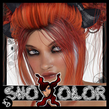 ShoXoloR for Nicolette Hair Hair ShoxDesign