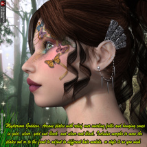 Ear Cuffs For V4 V6 And Genesis 2 image 1