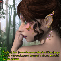 Ear Cuffs For V4 V6 And Genesis 2 image 3