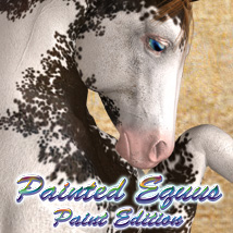 Painted Equus Paint Edition by solarisonline