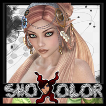ShoXoloR for Oona Hair Hair ShoxDesign
