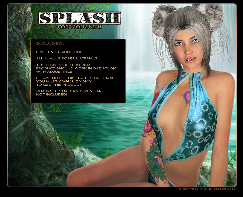 Splash / Monokini