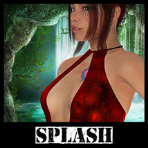 Splash / Monokini Clothing ShoxDesign