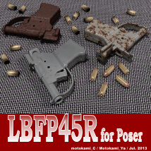 LBFP45R for Poser Themed motokamishii