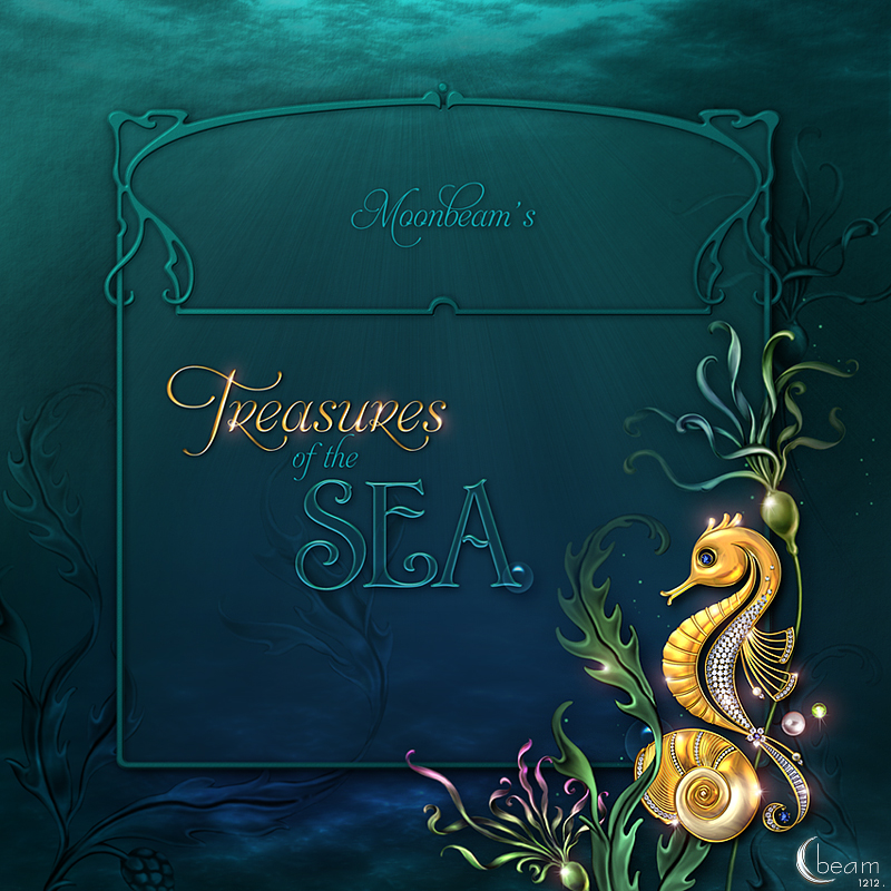 Moonbeam's Treasures of the Sea